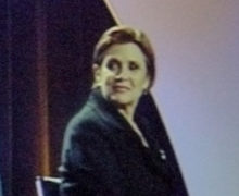 Flashback – Carrie Fisher at Celebration IV, 2007