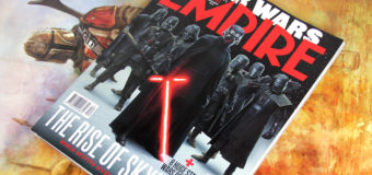 Latest Empire Magazine in NZ (with Mando Posters!)