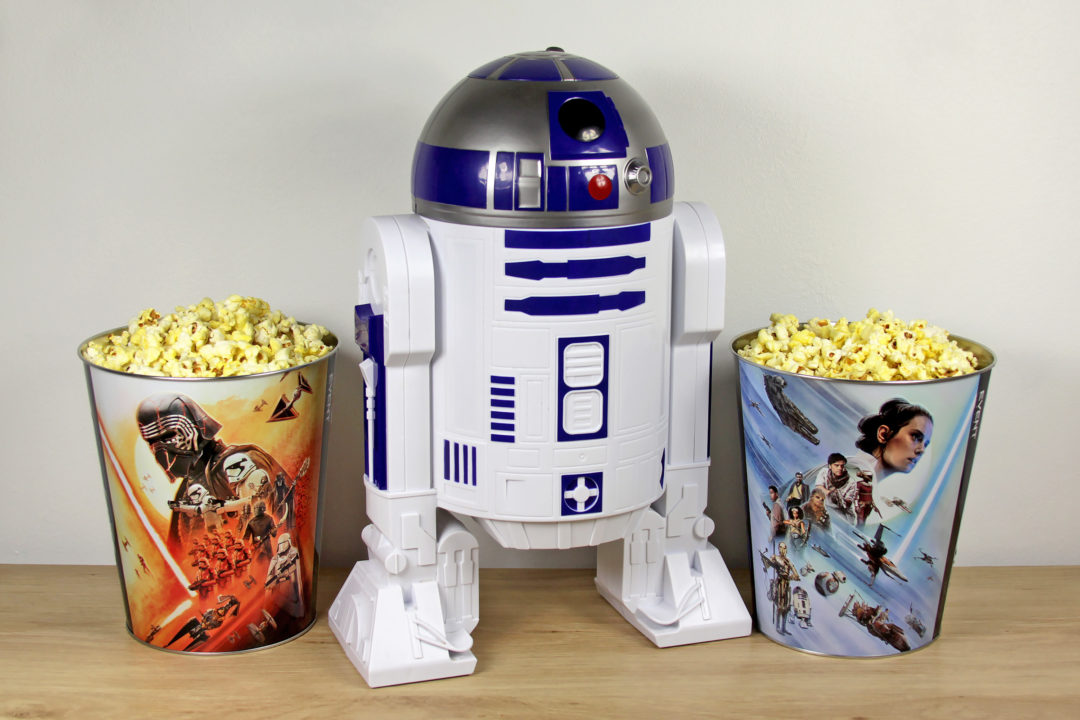 The Rise of Skywalker Popcorn Buckets