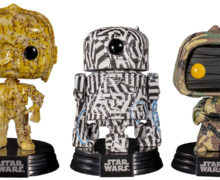 New Star Wars Futura Funko Pops at Mighty Ape