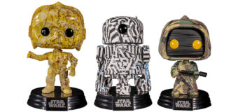 New Star Wars Futura Funko Pops at Mighty Ape