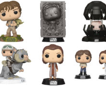 London Toy Fair Exclusive Star Wars Funko Pops