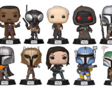 All the New Mandalorian Pop! Figures at Mighty Ape