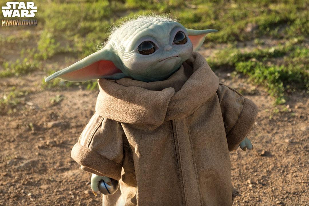 The Child aka Baby Yoda Life-Size Statue