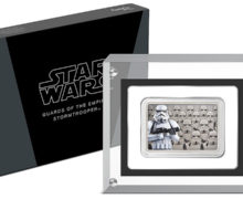 New Stormtrooper Silver Coin and Collection from NZ Mint