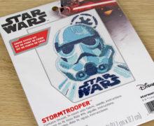 Star Wars Cross Stitch Discounted at Spotlight