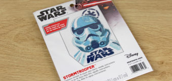 Star Wars Cross Stitch Discounted at Spotlight