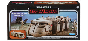 Pre-Order The Vintage Collection Troop Transport (The Mandalorian)