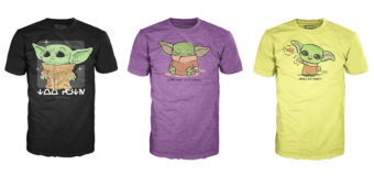 The Child/Baby Yoda Licensed T-Shirts