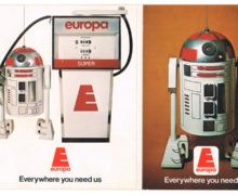 Did You Know…? Europa Petrol Astromech