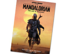 Pre-Order The Art of The Mandalorian