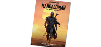 Pre-Order The Art of The Mandalorian