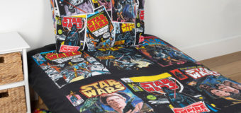 Star Wars Single Bed Quilt Cover Set