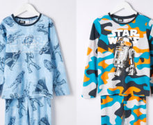 Star Wars Kid's Winter Pyjamas at Farmers