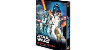 Star Wars VHS Notebook