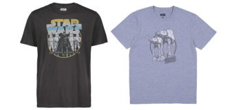 Licensed Star Wars Tees at K-Mart