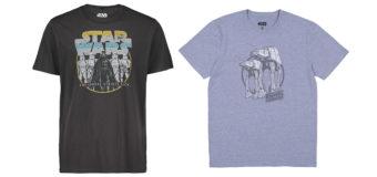 Licensed Star Wars Tees at K-Mart