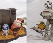Fan Spotlight – Star Wars Dioramas by Gordon Barrie