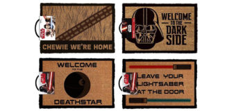 Star Wars Door Mats at The Market