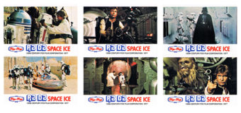 Did You Know…? Star Wars Ice-Blocks for 10 cents