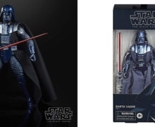 Amazon Exclusive Carbonized TBS6 Darth Vader Preorder