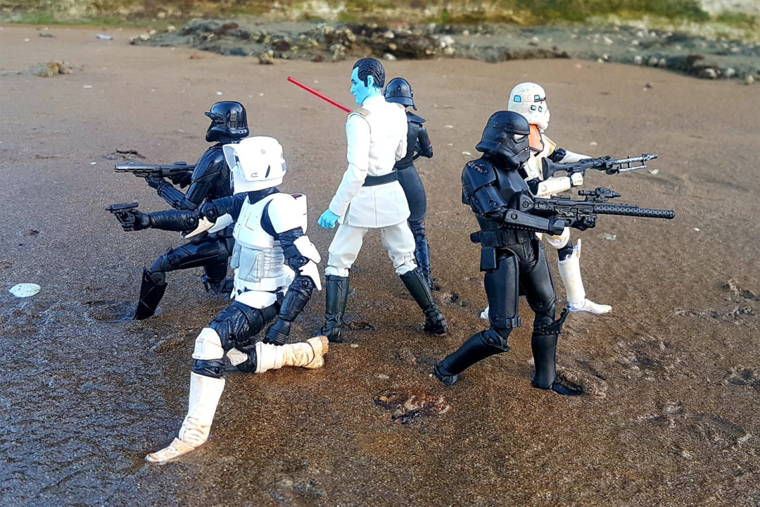 Star Wars Figure Photography by Anthony Lamont