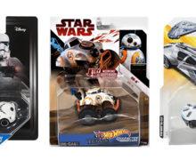 Star Wars Hot Wheels at Collectibles City