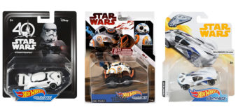 Star Wars Hot Wheels at Collectibles City