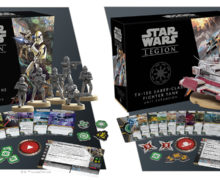 Latest Star Wars Legion Expansions at Mighty Ape