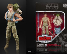 Black Series Jedi Training Luke & Yoda Set