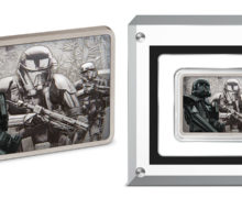 New Death Trooper Silver Coin from NZ Mint