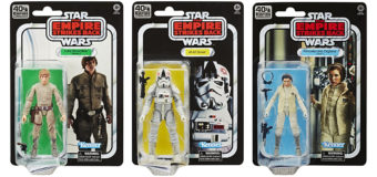 ESB 40th Anniversary 6″ Figures In Stock at The Warehouse