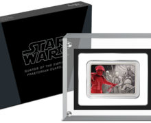 New Praetorian Guard Silver Coin from NZ Mint
