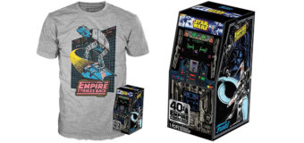 Arcade-Style ESB T-Shirt (Funko) at Pop Guardian