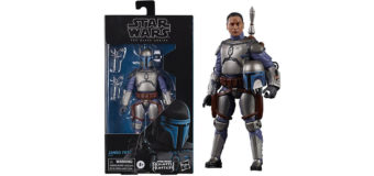 Gaming Greats Jango Fett 6″ Figure at EB Games