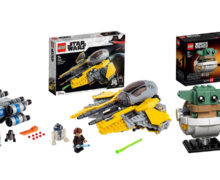 New LEGO Star Wars Sets at Mighty Ape
