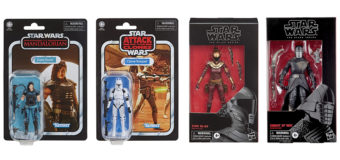 Assorted New Action Figures at NZ Game Shop