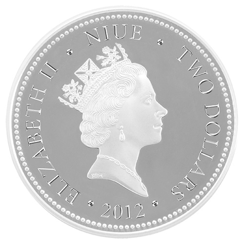 NZ Mint 1oz Silver Coin
