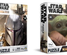 The Mandalorian Jigsaw Puzzles at The Market