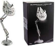 Millennium Falcon USB Desk Light