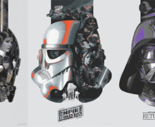 New Star Wars Art Prints at Zavvi