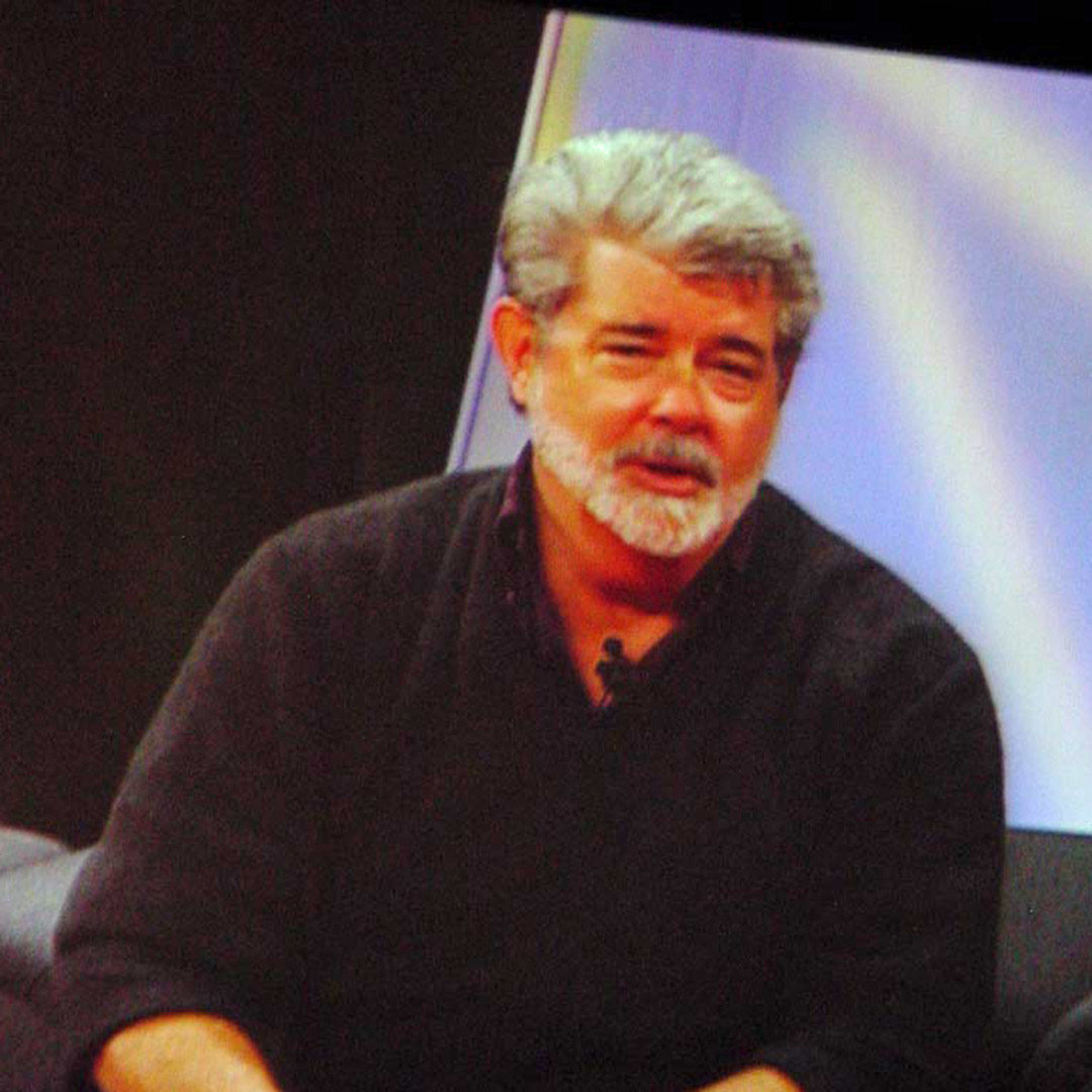 Star Wars Celebration 3 - George Lucas