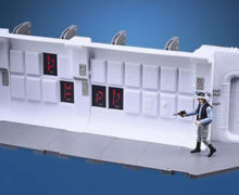 Tantive IV Corridor Playset for 3.75″ Figures