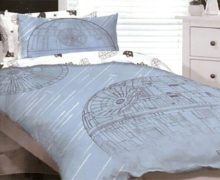 Death Star Bedspread at Catch of the Day