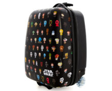 Star Wars Pixel Art Kid's Suitcase