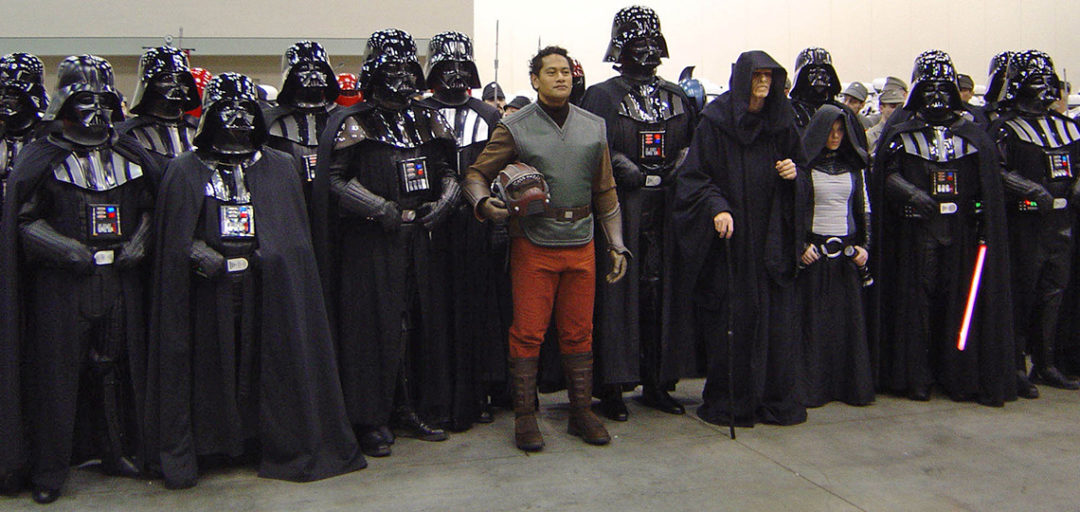 Star Wars Celebration III (2005) Flashback