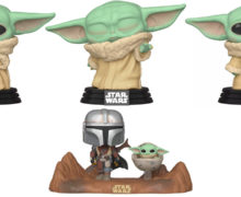 More Baby Yoda Pop Waves at Mighty Ape