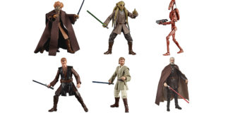 Black Series: Kit Fist, Count Dooku Wave At Mighty Ape