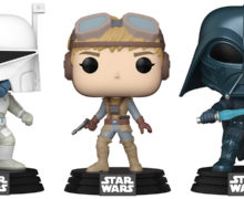 Convention Exclusive Star Wars Pops