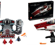 Mighty Ape Star Wars LEGO Updates